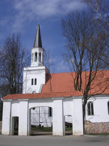 Iecava Lutheran Church