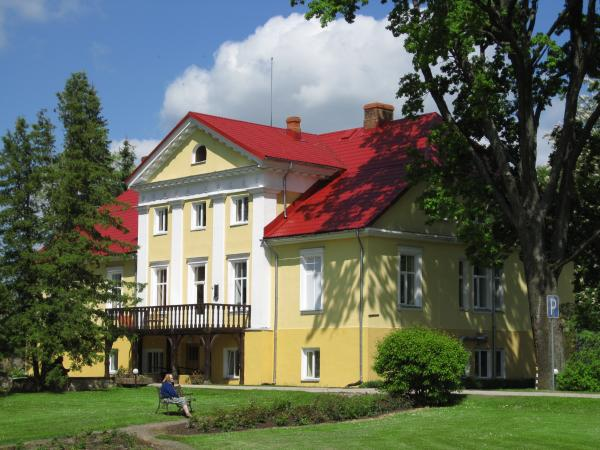 Derpele Manor-house