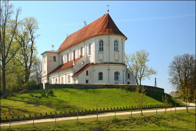Skaistkalne Catolic Church