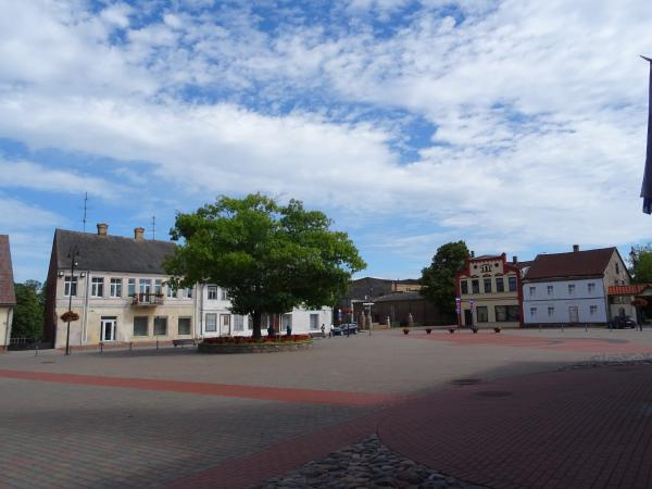 Guide to the Old Town of Bauska