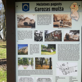 Garoza manor park