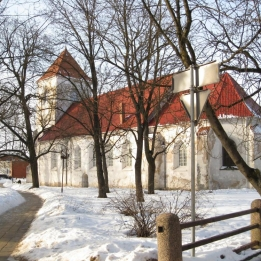 Bauska Lutheran Church of St. Spirit