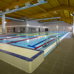 Bauska swimming pool